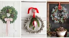 45 Christmas Wreaths for the Most Festive Display on the Block