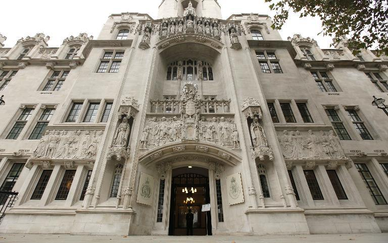 London's Supreme Court rules that a divorce settlement case dating back 20 years can go ahead