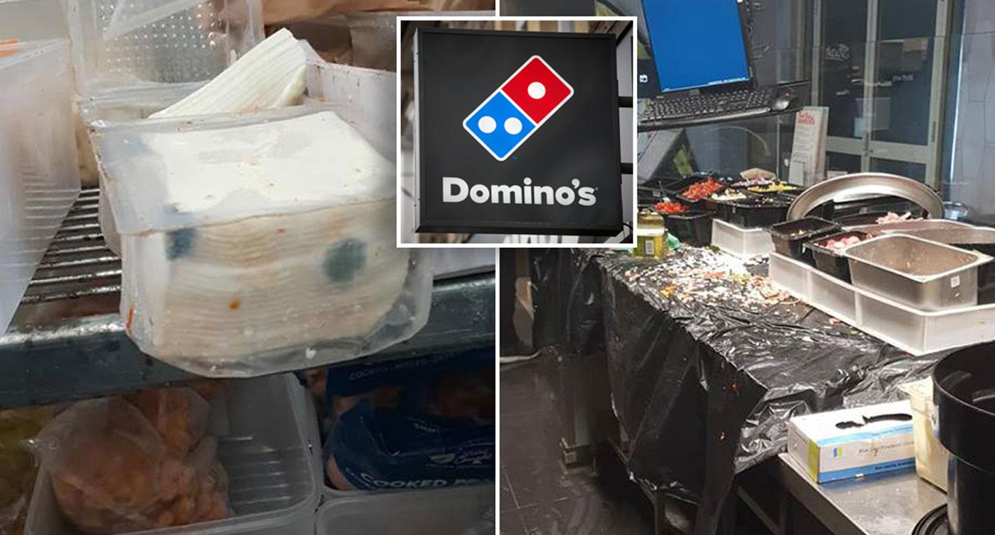 Domino's store to close after 'disgusting' photos leaked by disgruntled employee