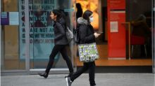 UK inflation picks up as clothing prices rise