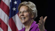 Elizabeth Warren nabs 2020 backing of Iowa's state treasurer