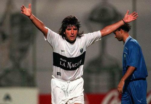 """Torres: """"A Palermo le ayudé a perfeccionar su forma de cabecear"""""""