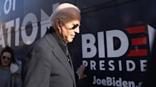 Polls show Biden's campaign could be hitting the wall