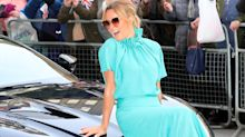 Amanda Holden has fans swooning over her dress at Britain's Got Talent auditions
