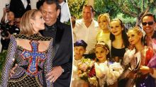 J.Lo and A.Rod show they've got co-parenting mastered on Father's Day