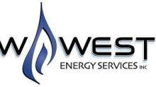 New West Energy Services Inc. Announces Second Quarter 2020 Financial Results