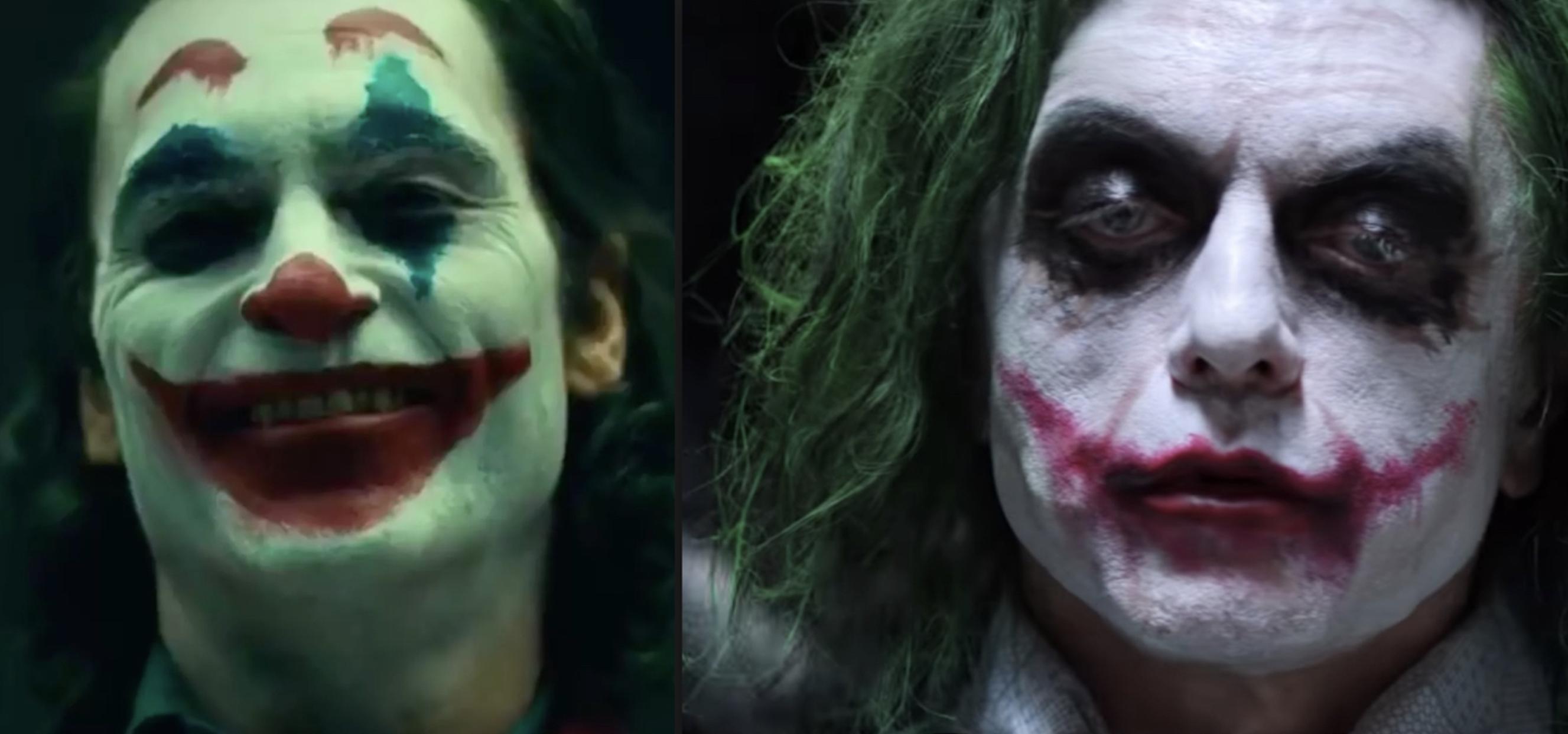 Joker Battle Royale Joaquin Phoenix Vs Tommy Wiseau