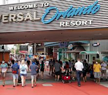 Universal Orlando, Disney World, SeaWorld and Busch Gardens in Florida drop mask requirement outdoors