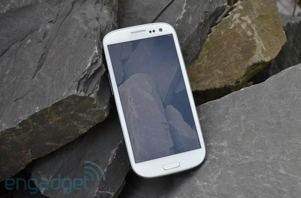 Apple denied stateside Galaxy S III injunction