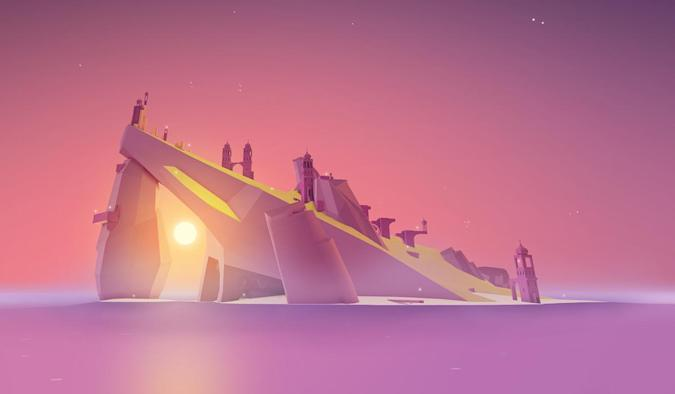 The 'Monument Valley' team has created a dream of a VR game