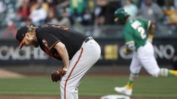 Going deep on the O's historically bad pitching
