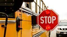 School bus drivers east of Toronto begin strike action