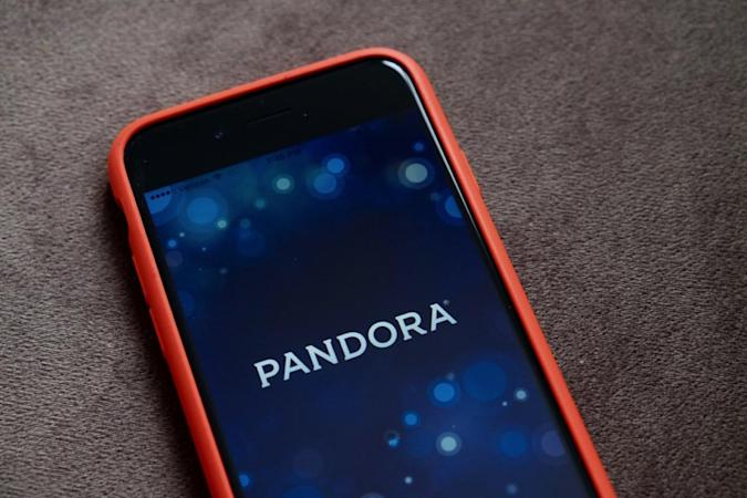 Pandora cuts its workforce by 7 percent