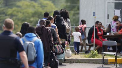Asylum seekers from U.S. to Canada surged in July: government figures