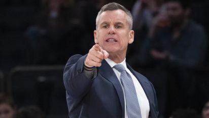 Bulls hire Billy Donovan as head coach