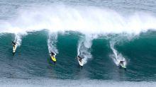 澳洲最危險滑浪地區 被稱為「腰椎殺手」