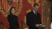 ¿Igualdad salarial para la Casa Real? La Reina Letizia cobra casi la mitad que Felipe VI