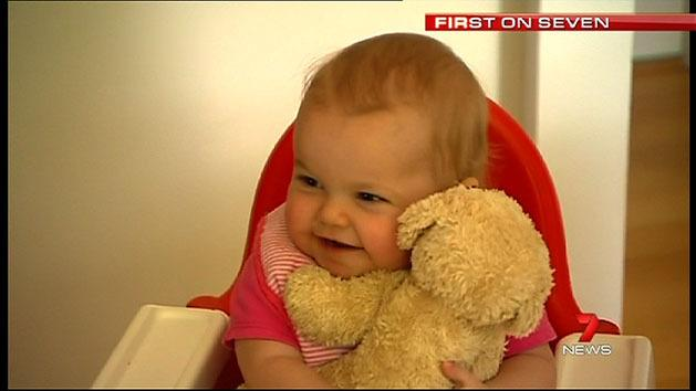 Miracle baby defies the odds