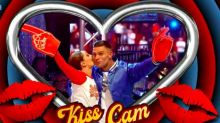Strictly episode controversially features 'Kiss Cam'