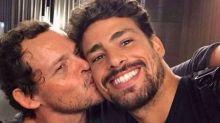 """Cauã Reymond comenta cena de sexo com Nachtergaele em filme: """"Sem diferença"""""""