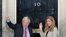 Carrie Symonds: Outpouring of support for Boris Johnson's partner as PM moved to intensive care