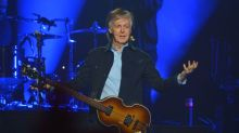People think a pothole in England looks like Paul McCartney: 'Why is no one Fixing A Hole?'