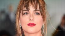 Dakota Johnson at the Venice Film Festival Will Make You Want Bangs