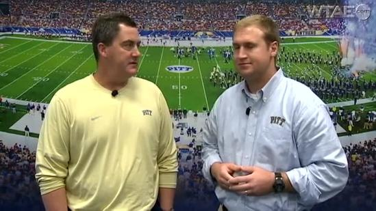 The Last Word with Coach Chryst: Old Dominion