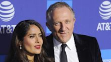 Salma Hayek celebrates 14th anniversary of meeting her 'soul mate' husband: 'I feel very blessed that I've found you'