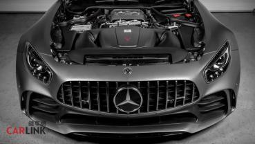 「神車架勢」更有! Mercedes-AMG GT全車系專用Eventuri Intake System發售