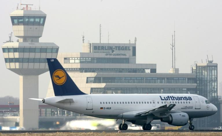 Germany's Lufthansa cancels 1300 flights because of strike