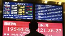 Asian Equities Mixed; U.S., China Open to Resuming Talks