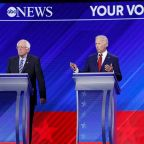 Biden, Warren other Democratic candidates launch 4th debate with focus on Trump impeachment