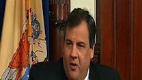 Christie Blames Boehner for Sandy Aid Inaction