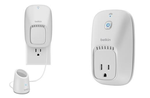 Belkin's WeMo home automation gear up for pre-order, iOS current control for under $100