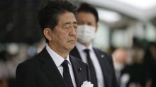 Japan's Abe to avoid visit to war-linked shrine on 75th war anniversary - Jiji