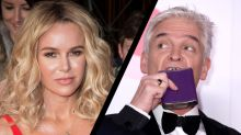 ITV defends Phillip Schofield against Amanda Holden feud claims