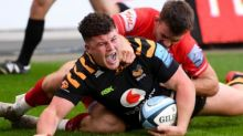 Wasps thrash Leicester thanks to Alfie Barbeary's treble on first start