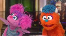 'Sesame Street' Introduces New Character on 'Today'