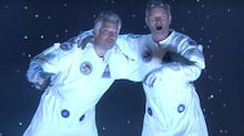 Sting And Jimmy Fallon Remake 'Walking On The Moon' And It's Out Of This World
