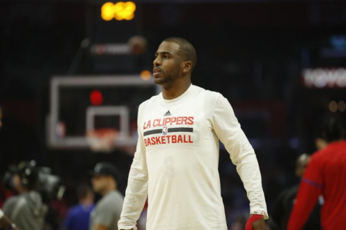 Chris Paul has played six seasons with the Clippers. (AP)