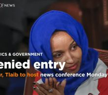 Omar, Tlaib to host news conference Monday on travel restrictions to Israel and Palestine