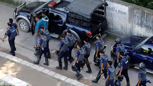 Bangladesh security forces kill Islamist militants