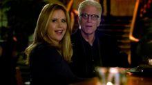 'CSI: Cyber' Sneak Peek: Kelly Preston and Ted Danson's Meet Cute