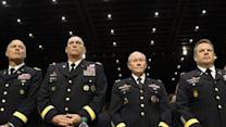 Military Top Brass Grilled Over Sexual Assaults