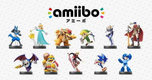 Meta Knight Amiibo exclusive to Best Buy, Lucario to Toys R Us