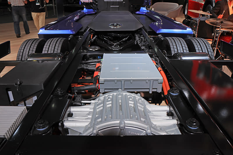 電動車是未來趨勢,那在卡車上....當然也得電氣化啊!