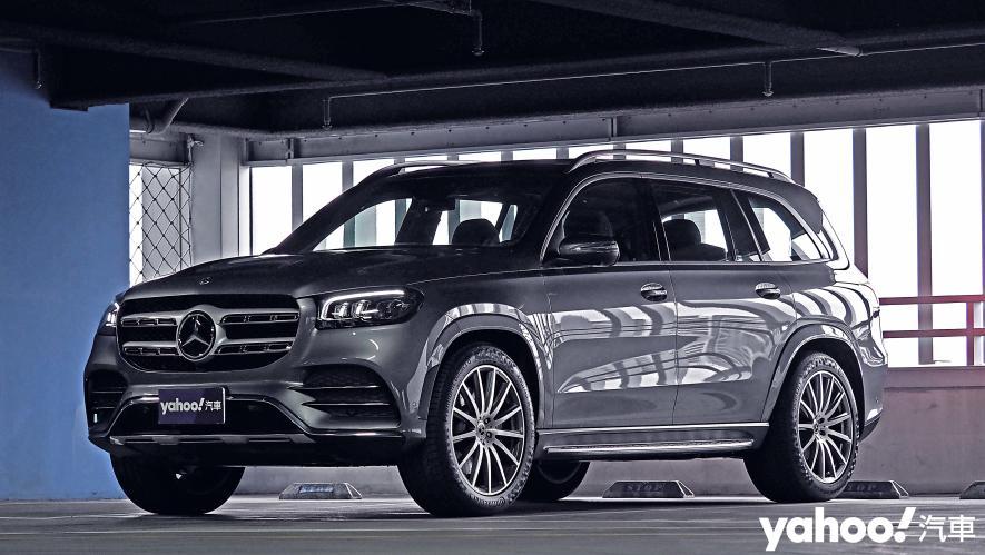 大而得當!2021 Mercedes-Benz GLS 450 4MATIC雨季試駕 - 1