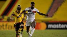 1-2. Flamengo vuelve a celebrar y noquea al Barcelona