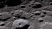 Researchers say a tiny planet slammed into the Moon a long time ago